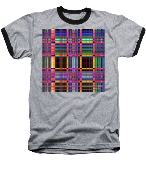 1672 Abstract Thought Baseball T-Shirt