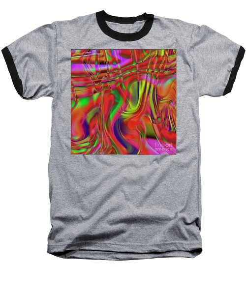 1799 Abstract Thought Baseball T-Shirt