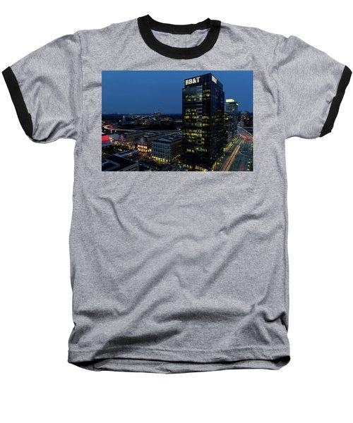 17th Street Skyline Baseball T-Shirt