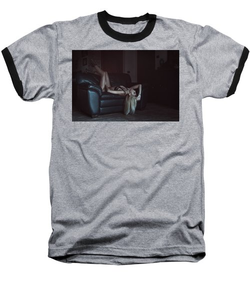 Baseball T-Shirt featuring the photograph .. by Traven Milovich