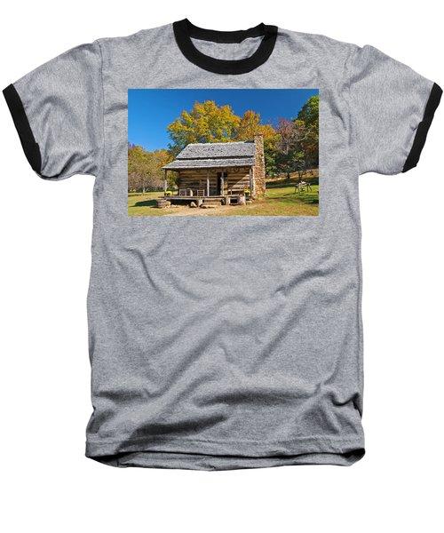 1890's Farm Cabin Baseball T-Shirt