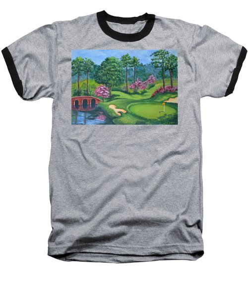 18th Hole Baseball T-Shirt