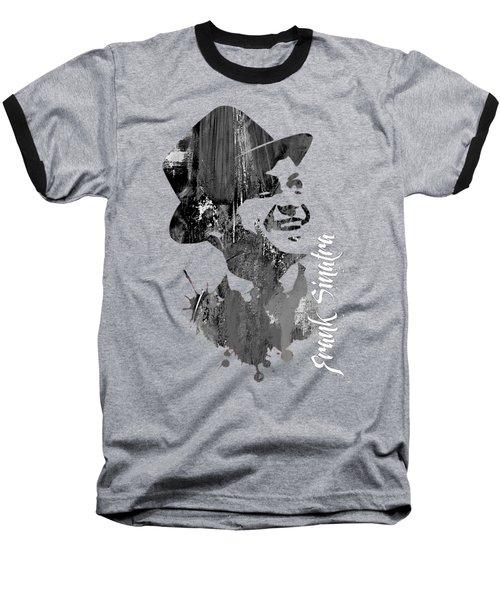 Frank Sinatra Collection Baseball T-Shirt