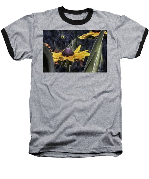 Thinking Of Vincent Van Gogh Baseball T-Shirt