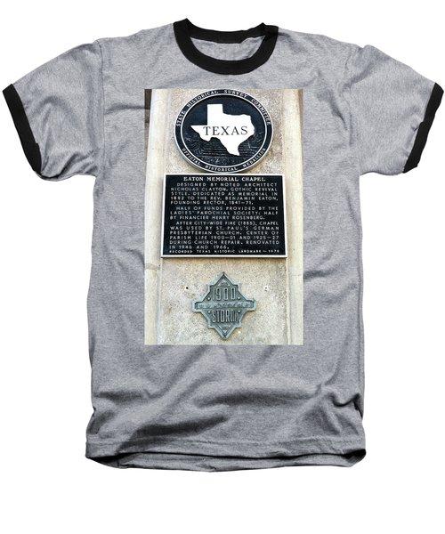 Baseball T-Shirt featuring the photograph 1900 Storm Galveston by Wilhelm Hufnagl