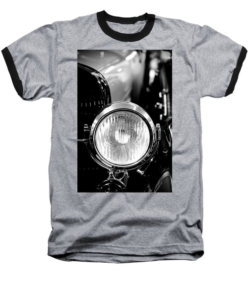 1925 Lincoln Town Car Headlight Baseball T-Shirt