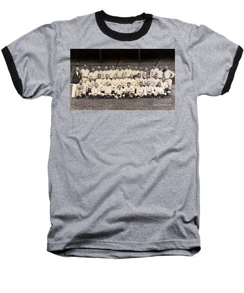 1926 Yankees Team Photo Baseball T-Shirt