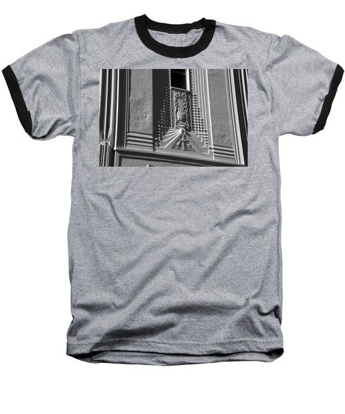 1929 Miami Landmark Baseball T-Shirt