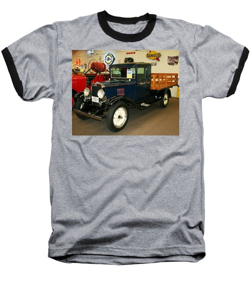 1930 Chevrolet Stake Bed Truck Baseball T-Shirt