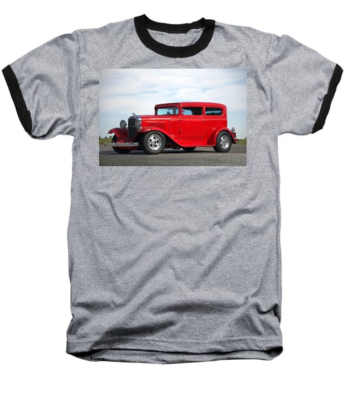 1930 Chevrolet Sedan Baseball T-Shirt