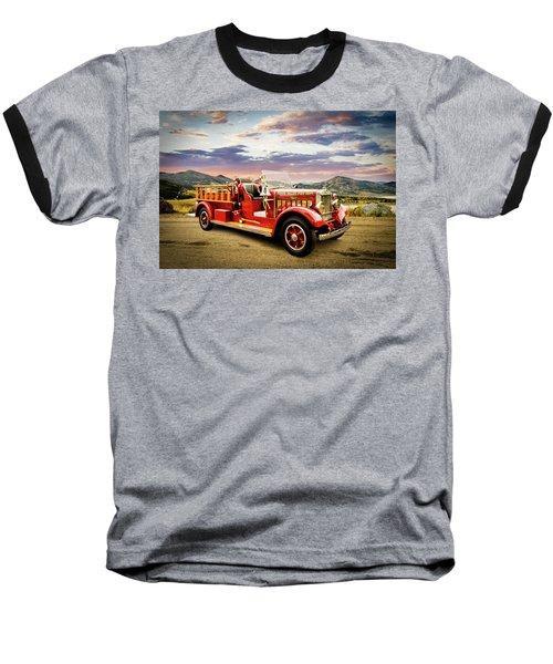 1931 Mack Ready To Roll Baseball T-Shirt