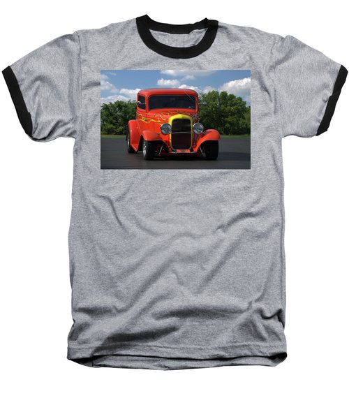1932 Ford Lil Deuce Coupe Baseball T-Shirt