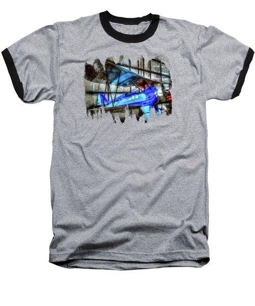 1932 Waco Biplane Baseball T-Shirt