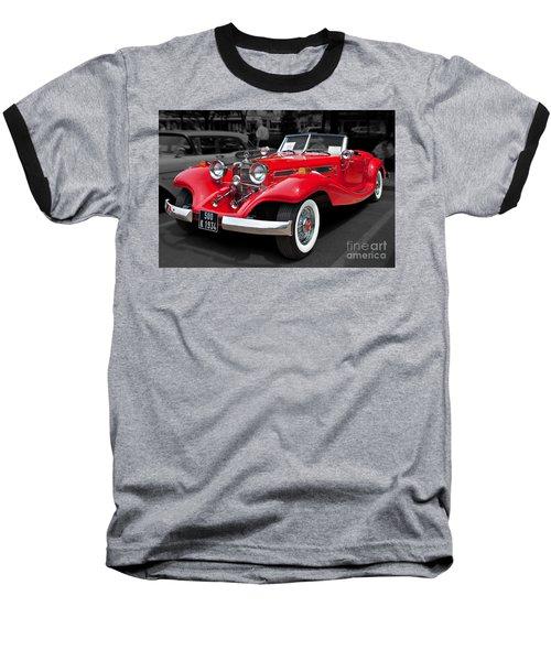 1934 Mercedes 500k Cabriolet Baseball T-Shirt