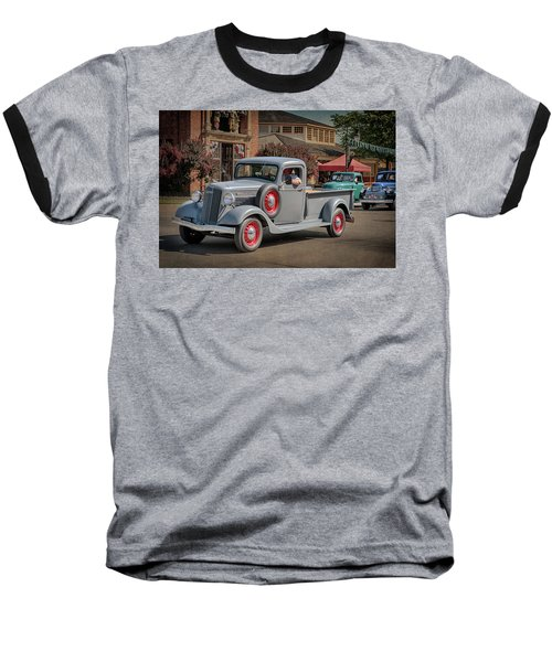 1936 Gmc T-14 Pickup  Baseball T-Shirt