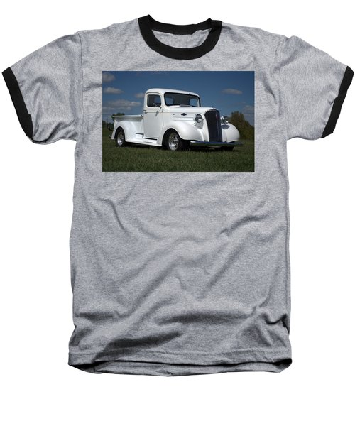 1937 Chevrolet Pickup Truck Baseball T-Shirt