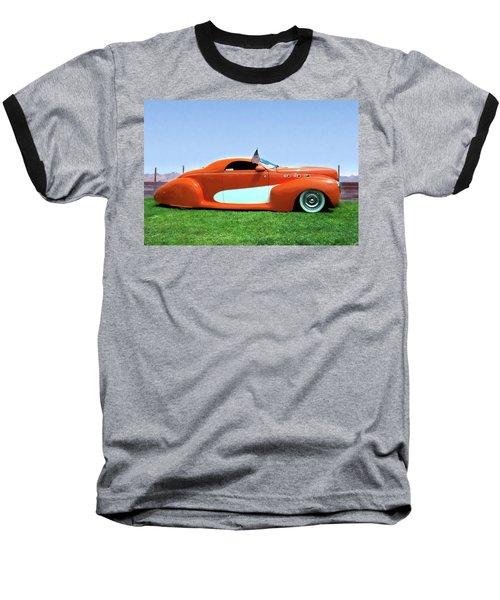1939 Lincoln Zephyr Coupe Baseball T-Shirt