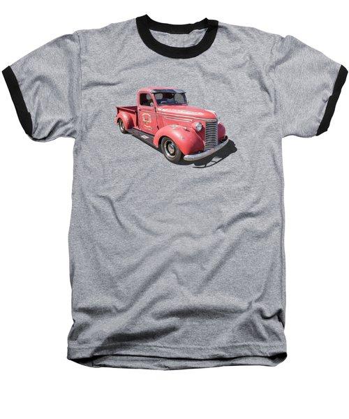 1940 Chevy Baseball T-Shirt