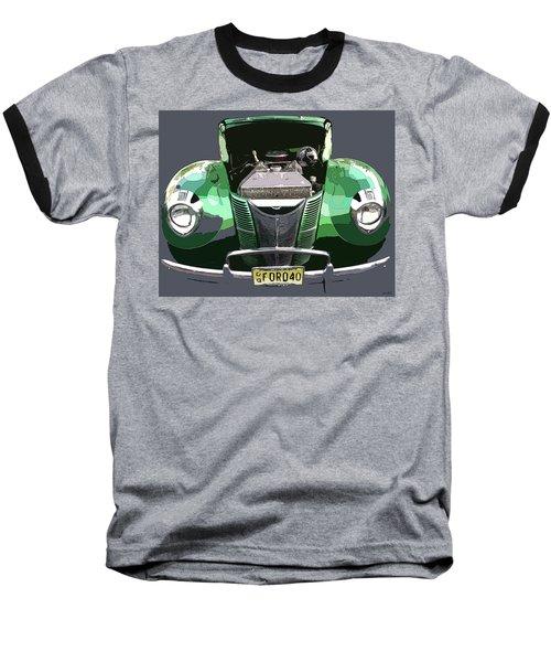 1940 Ford Baseball T-Shirt