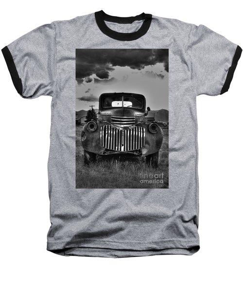 1940's Chevrolet Grille Baseball T-Shirt