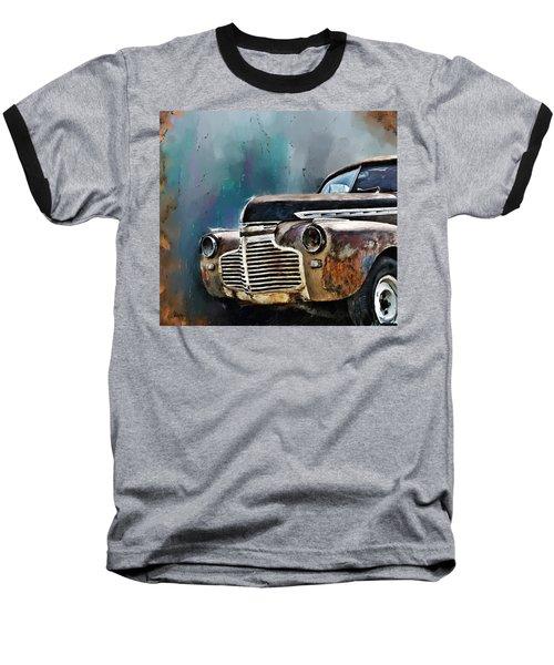 1941 Chevy Baseball T-Shirt
