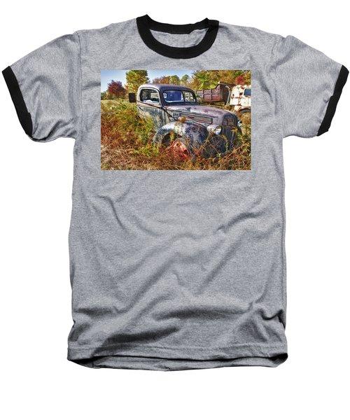 1941 Ford Truck Baseball T-Shirt