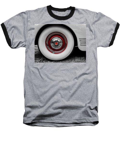 1941 Packard Convertible Wheels Baseball T-Shirt