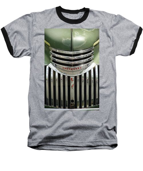 1946 Chevrolet Pick Up Baseball T-Shirt by Gordon Dean II