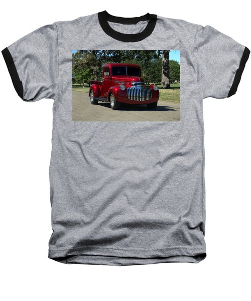 1946 Chevrolet Pickup Truck Baseball T-Shirt
