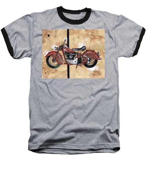 1946 Chief Baseball T-Shirt