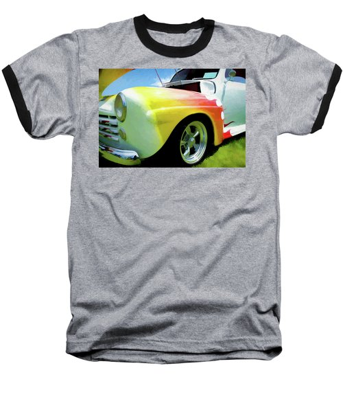 1947 Ford Coupe Baseball T-Shirt