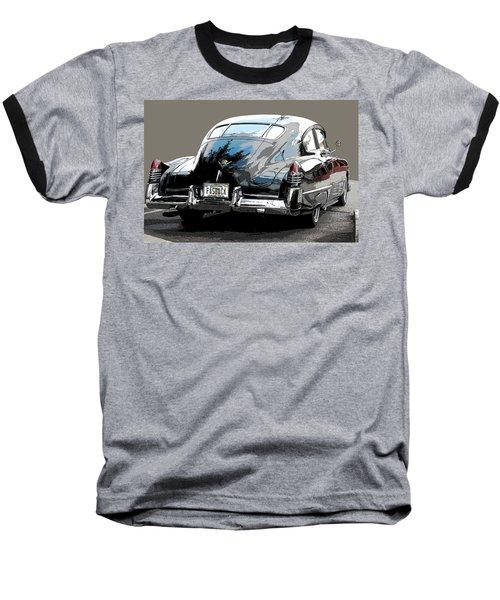 1948 Fastback Cadillac Baseball T-Shirt by Robert Meanor
