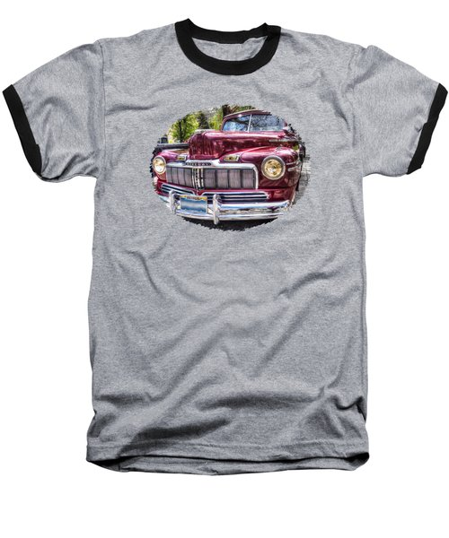 1948 Mercury Convertible Baseball T-Shirt