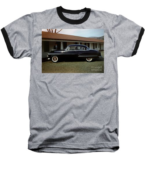 1950 Oldsmobile Futuramic 88 Convertible Baseball T-Shirt
