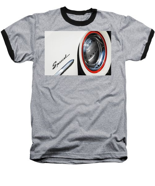 Baseball T-Shirt featuring the photograph 1953 Special by Dennis Hedberg
