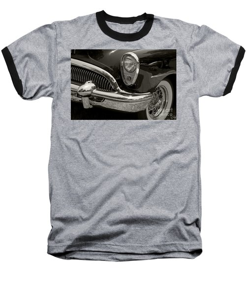 1954 Buick Roadmaster Baseball T-Shirt by Dennis Hedberg