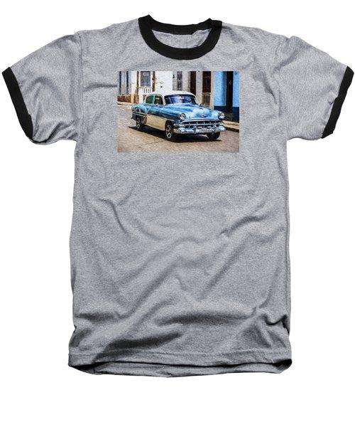 1954 Chevy Cuba Baseball T-Shirt