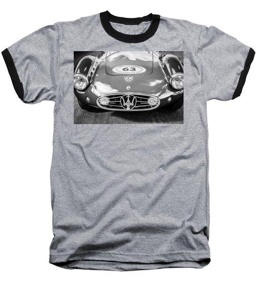 1954 Maserati A6 Gcs -0255bw Baseball T-Shirt