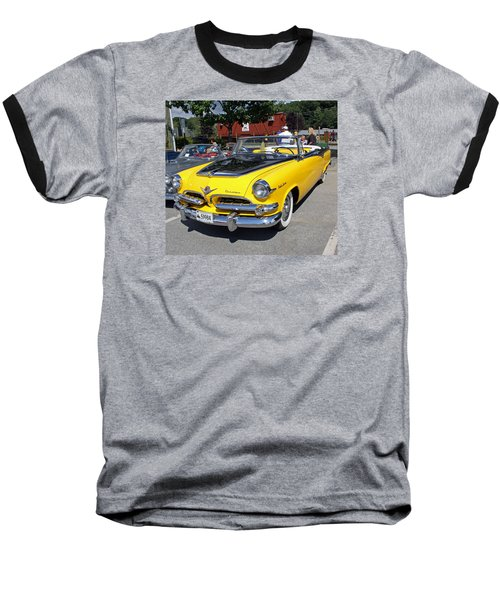 1955 Dodge Royal Lancer Baseball T-Shirt