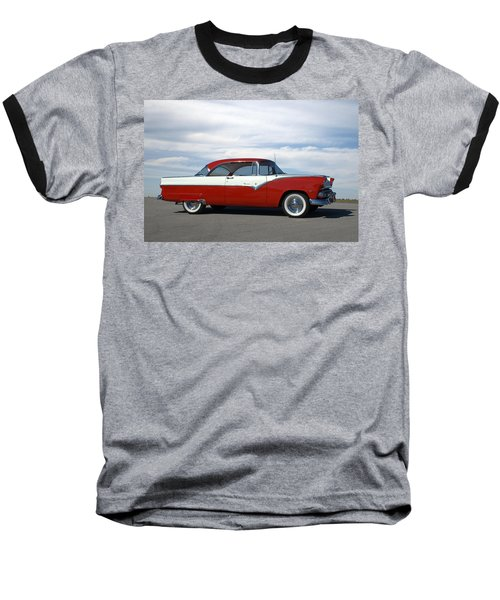 1955 Ford Victoria Baseball T-Shirt