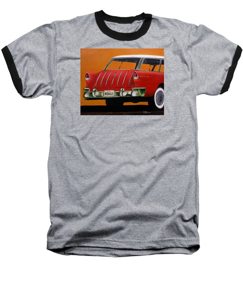 1955 Nomad Baseball T-Shirt