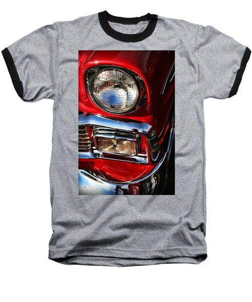1956 Chevrolet Bel Air Baseball T-Shirt by Gordon Dean II