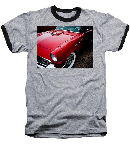 1956 Ford Thunderbird Baseball T-Shirt