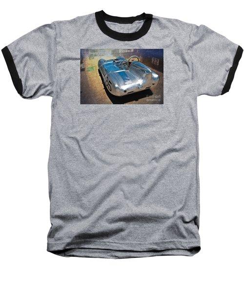 1957 Lotus Eleven Le Mans Baseball T-Shirt