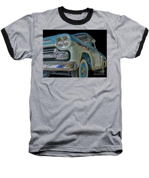 1959 Chevrolet Apache Baseball T-Shirt