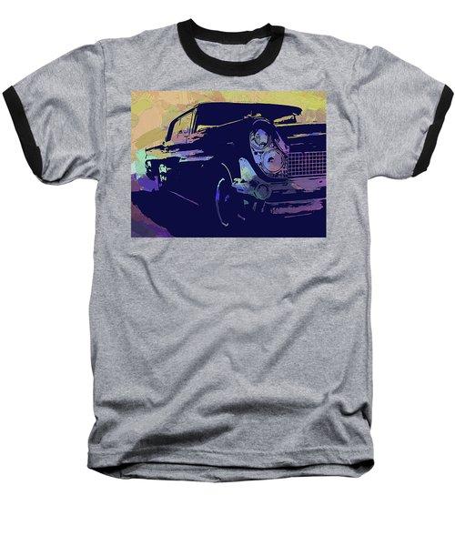 1959 Lincoln Continental Abs Baseball T-Shirt