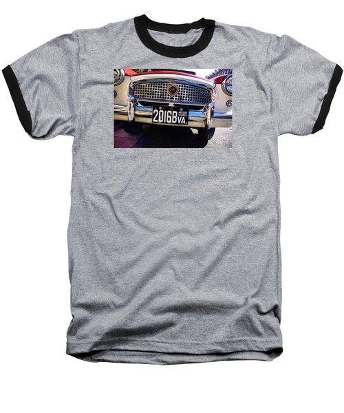 1961 Nash Metropolitan Baseball T-Shirt by John S