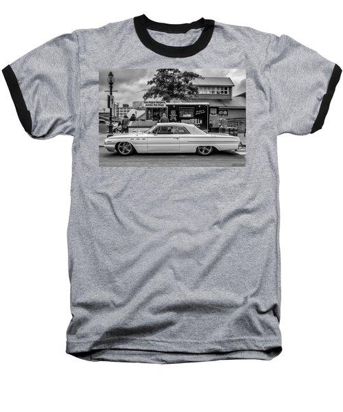 1962 Buick Baseball T-Shirt by Ken Morris