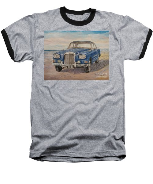 1963 Bentley Continental S3 Coupe Baseball T-Shirt