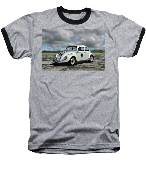 1964 Vw Herbie  Baseball T-Shirt